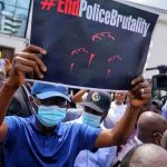 EndSARS: Sanwo-Olu Joins Protesters in Lagos, To Meet with Buhari