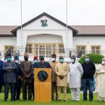 South West Governors, Ministers Visit Lagos, Urge For Peace