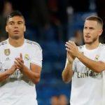 COVID-19: Real Madrid Stars Eden Hazard, Casemiro Test Positive