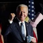 US President-Elect Joe Biden Says First Task Is to Control COVID-19