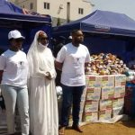 Group Donates Relief Items To Over 6,000 IDPs In Abuja