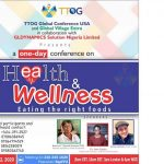 TTOG, Global Village Extra, GLDYNAMIC Solutions To Hold Wellness Conference