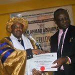 Enugu Commissioner Of Police, Abdurrahman, Bags ESUT Fellowship Award
