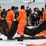 5 Bags Of Human Body Parts Retrieved From Indonesian Plane Crash Site