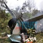 Nigeria Airforce Publishes Names Of Victims Of Crashed  Military Aircraft