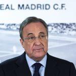 Real Madrid President Tests Positive For Coronavirus