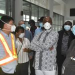 Amaechi Inspects Apapa Port To determine Lagos-Ibadan Rail Completion