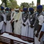 Lateef  Jakande  Buries In Lagos