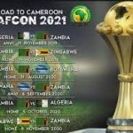 Nigeria Secure Qualification To AFCON 2021