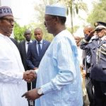 Buhari, Chadian president meet in Aso Rock