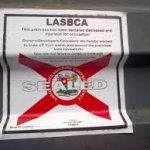 LASBCA Admonishes Association Of Real Estate Developers, Seeks Partnership Against Incessant Building Collapse