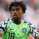 AFCON: Iwobi Tests Positive For Covid-19
