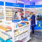 PHOTO NEWS: Inspection of HealthPlus Outlets in Lagos