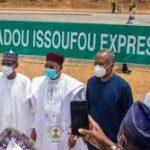 Nigerians React As Buhari Names Abuja Expressway After President Of Niger Republic