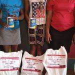 NGO Donates Food Palliatives To Survivors Of Sexual Gender Based Violence In Enugu.
