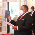 Zimbabwe's New Foreign Minister Sworn In