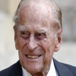 Prince Philip Interred In Royal Vault Of St George's Chapel