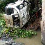 Five Killed As Bus Falls Into Ondo River