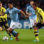 Man City Edge Borussia Dortmund With Last-Gasp Foden Winner