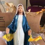NDLEA Seizes Drugs Hidden In Statue Of Blessed Virgin Mary