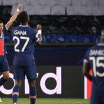 PSG Knock Holders Bayern Out Of Champions League