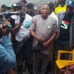 Igboho Visits Igangan Over Massacre