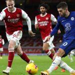 EPL: Arsenal Dent Chelsea's Champions League Push