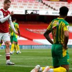 West Brom Relegated From Premier League After Defeat To Arsenal
