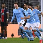 Man City Bundle PSG Out of Champions League