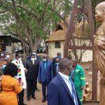 Zimbabwe Begins Immortalizing Freedom Fighters, Unveils Nehanda Statue To Mark Africa Day