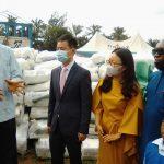 Onyeama, Huawei Telecom Donate Educational Materials To Enugu Schools