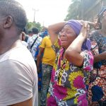 PHOTOS: Worshippers, Residents Mourn TB Joshua's Death