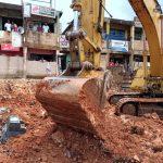 Enugu ECTDA Demolishes Over 150 Illegal Shops, Reclaim Street