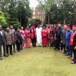 Insecurity: Nigeria's UK Envoy Hosts Igbo, Yoruba Leaders In London