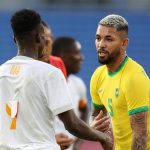 Olympic Football: Cote D'ivoire Hold Brazil  As Egypt, South Africa Lose