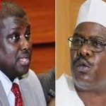 Why I Don't Want To Stand As Maina's Surety Anymore, Ndume Tells Court
