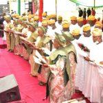Sanwo-Olu Swears-in Newly Elected 57 LGA Chairmen