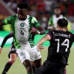 Mexico Thrash Super Eagles 4-0 In International Friendly