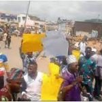 Police Disperse Igboho Supporters' Protest In Ibadan