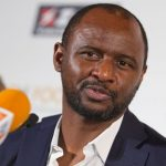 Crystal Palace Appoint Patrick Vieira As New Manager