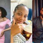BBNAIJA Ex-Housemates, Khafi, Gedoni Welcome First Child