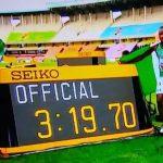 BREAKING: Nigeria Wins 4x400m Mixed Relay Gold At World Athletics U-20 Championships