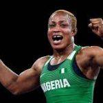 (BREAKING) Tokyo Olympics: Wrestler Oborududu Makes History, Wins Nigeria's First Silver