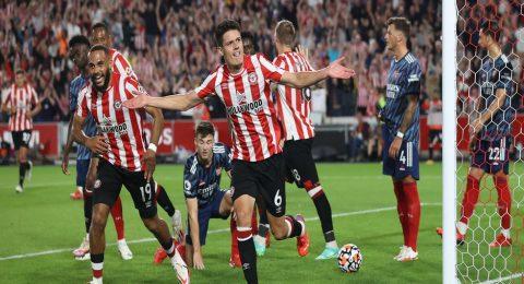 Brentford Spank Arsenal, Make Dream Start To Premier League   African  Examiner