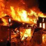 Fire Guts High Impact TV Studio