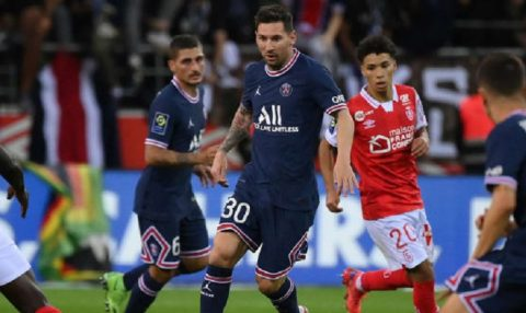 Messi Finally Makes PSG Debut As Mbappe Grabs Brace | African Examiner