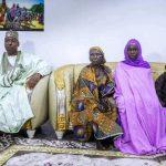 Governor Zulum Receives Surrendered Chibok Schoolgirl