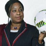 FIFA Sec-Gen Fatima Samoura Lauds Aisha Buhari Cup