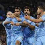 Manchester City Survive Nkunku Hat-Trick To Overwhelm RB Leipzig 6-3