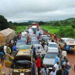 Niger Govt. Orders Drivers For Immediate Vacation  Of Trucks Blocking Lambata-Izom Road
